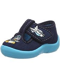 Fischer Mini - Zapatillas de casa Bebé-Niñas