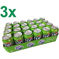 Fanta Exotic XXL Paket (72x0,33l Dosen) DK