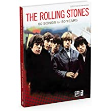 The Rolling Stones: 50 Songs for 50 Years  |  Gitarre  |  Buch (Authentic Guitar Tab Edition)