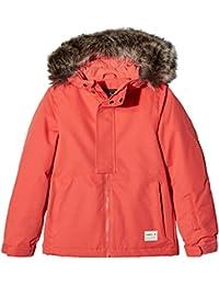 O Neill Chaqueta de esquí PG Juggle Dream Girl Black 110 Rojo – Frambuesa,