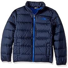 The North Face Andes–Chaqueta para niño, Niño, color Cosmcblue/Brghtcobaltblue, tamaño L