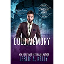 Cold Memory (Extrasensory Agents Book 3) (English Edition)
