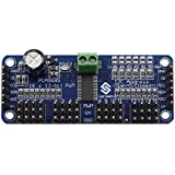SunFounder PCA9685 16 Channel 12 Bit PWM Servo Driver for Arduino and Raspberry Pi