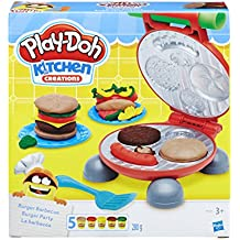 Play-Doh - La Barbacoa, multicolor (Hasbro B5521EU6)
