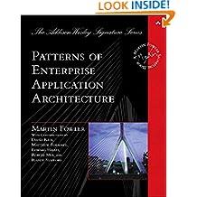 Patterns of Enterprise Application Architecture: Pattern Enterpr Applica Arch (Addison-Wesley Signature Series (Fowler))
