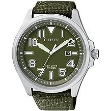 Citizen AW1410-32X - Reloj de Caballero Eco Drive Sin Pilas
