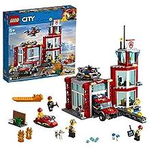 LEGO- City 60215 Brandvägsstation