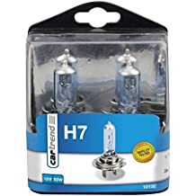 "Cartrend Caja porta lámparas incandescentes ""Super White"" H7"