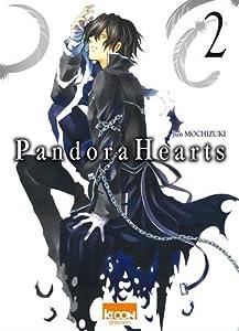 "Afficher ""Pandora hearts n° 2 Pandora hearts (tome 2)"""