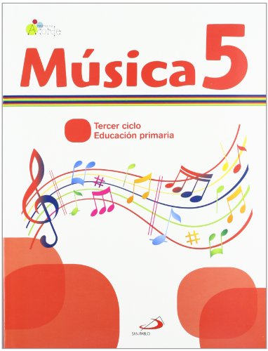 Música 5. Proyecto Acorde. Libro del alumno+Cuaderno de actividades: Educación Primaria. Tercer ciclo - 9788428539722
