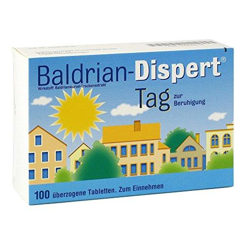 Baldrian-Dispert Tag zur 100 stk