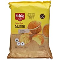 Dr. Schar Muffin Magdalenas - Paquete de 4 x 65 gr - Total: 260 gr