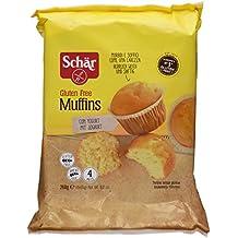 Dr. Schar Muffin Magdalenas - Paquete de 4 x 65 gr - Total: 260