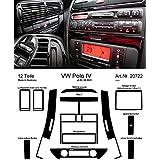 Prewoodec - Decoración para salpicadero de Volkswagen Polo IV 9N 09.2001 - 11.2009