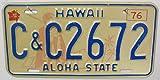 USA Nummernschild ~ US Kennzeichen