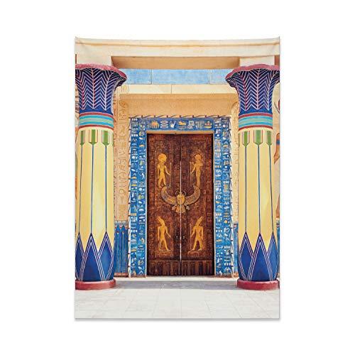 ABAKUHAUS Égyptien Tapisserie, Bâtiment De L'Egypte Ancienne,...