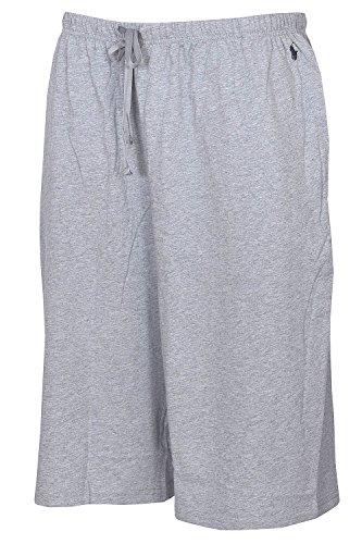 Polo Ralph Lauren kurze Pyjama Hose Freizeithose 3XL 4XL 5XL 6XL XXXL Heather Grey (Tall Ralph Polo Lauren And Big)
