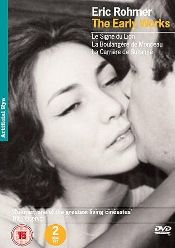Bild von Eric Rohmer - The Early Works [2 DVDs] [UK Import]