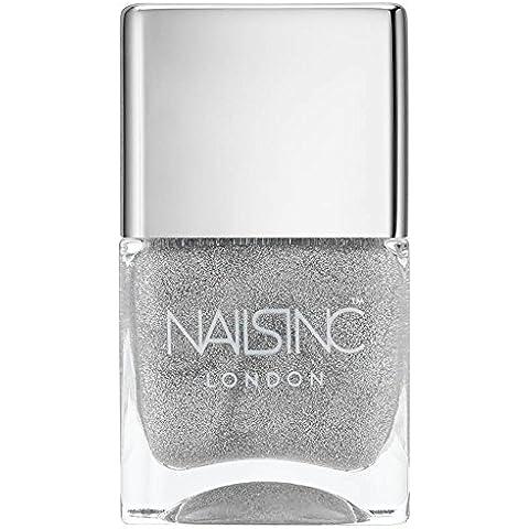 Nails Inc Top Coat Smalto per unghie, Elettrico corsia olografico