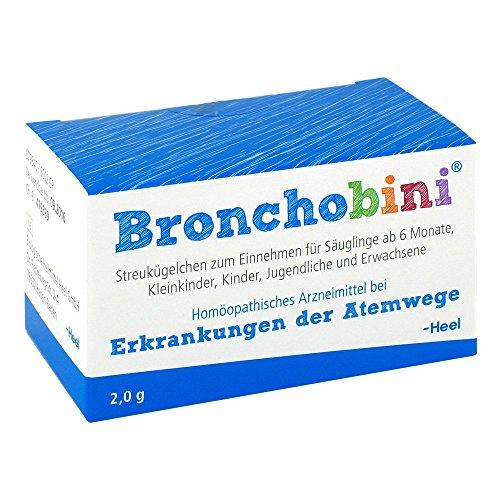 Bronchobini Heel, 2 g Globuli