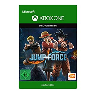 Jump Force: Standard Edition| Xbox One - Download Code