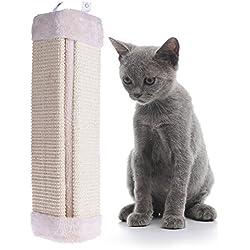Por Sisal Rascador de pared Saver esquina Cat (Scratch Pad, 4colores disponibles