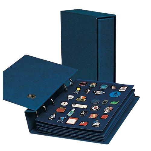 SAFE 7860 Pin-Album mit 5 Samttafeln (Pin-album)
