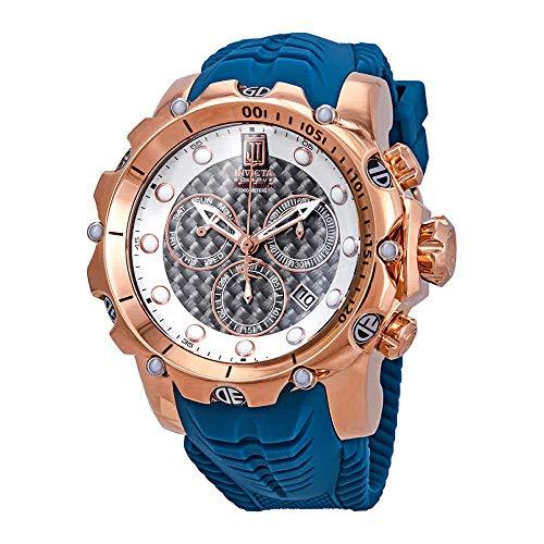 Invicta Jason Taylor Herren-Armbanduhr Armband Silikon Schweizer Quarz 25415