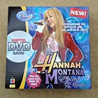 Hannah Montana Encore Edition DVD Game by Mattel