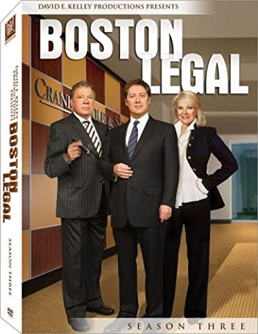 Boston Legal: Season 3 [Import USA Zone 1]