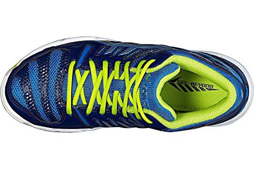 Shoes GEL-BEYOND 4 MT GS ELECTRIC BLUE / SILVER / LIME 15/16 Asics ELECTRIC BLUE / SILVER / LIME