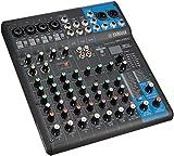 Yamaha MG10X U–DJ-Mixer DJ-Mixer schwarz