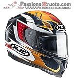 HJC - Motorradhelm - HJC RPHA 10 Plus Elsword MC-7 - XS