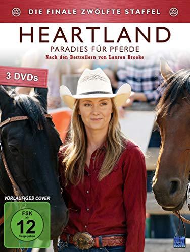 Heartland - Paradies für Pferde - Staffel 12 [3 DVDs]
