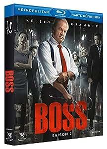 Boss - Saison 2 [Blu-ray]