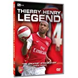 Arsenal - Thierry Henry Legend