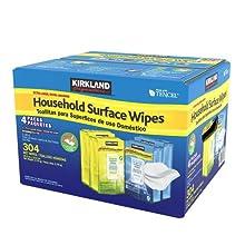 Kirkland Signature Ménage Surface Extra Large Désinfecter Lingettes