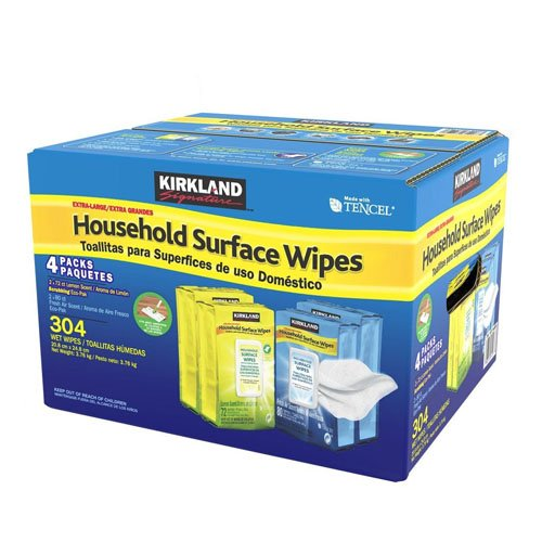 kirkland-signature-household-surface-extra-large-disinfect-wipes