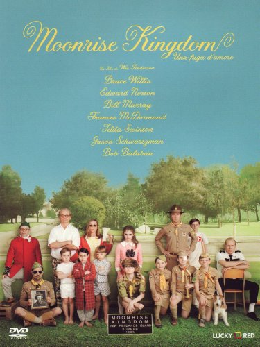 Moonrise Kingdom - Una Fuga D'Amore (Dvd)