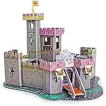 Legler - 2019707 - Puzzle 3D - Castillo - Edad Media