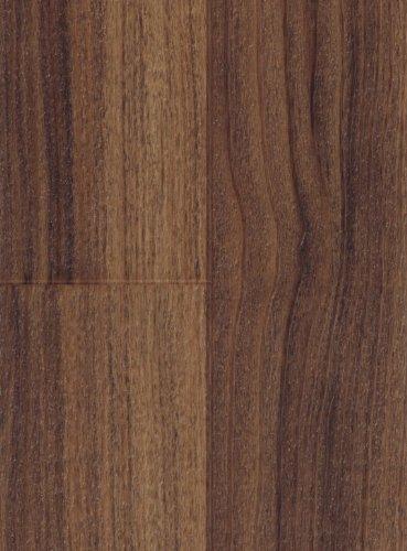 Vinylboden in Holzoptik Premium mit Klickmontage (Walnuss Dunkel) -