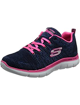 Skechers Damen Flex Appeal 2.0High Energy Sneakers