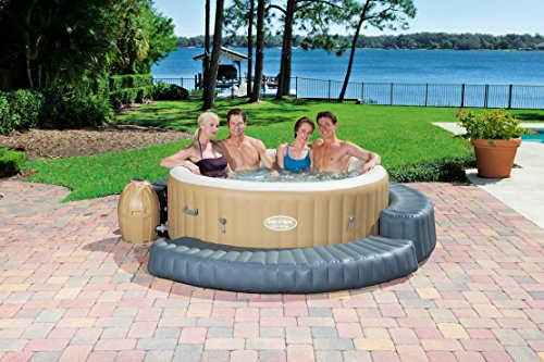 Lay Z Spa Inflatable Hot Tub Step Inflatable