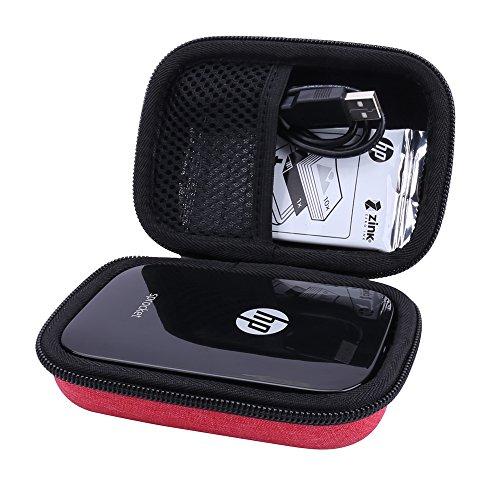 pour HP Sprocket Imprimante Photo portable Étui Housse pour papier photo ZINK de Aenllosi