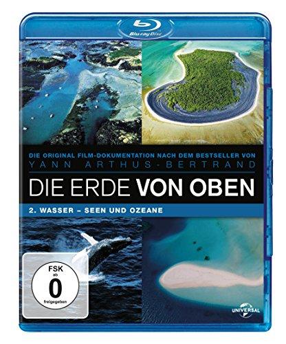 Die Erde von Oben - TV Serie Teil 2: Wasser, Seen und Ozeane [Blu-ray] (Erde-tv-serie)