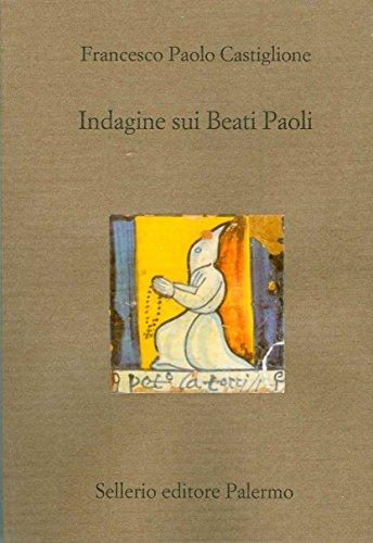 Indagine sui Beati Paoli (Italian Edition) eBook: Francesco ...
