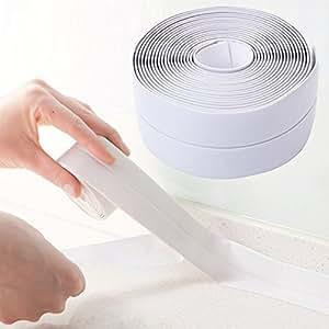 Ruban adh sif tanche et anti moisissure en pvc pour - Anti moisissure salle de bain ...