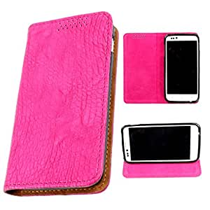 For Blackberry Curve 9220 - DooDa Quality PU Leather Flip Case Cover With Smooth inner Velvet To Keep Screen Scratch-Free