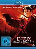 D-Tox - Im Auge der Angst [Blu-ray] -