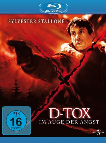Bild von D-Tox - Im Auge der Angst [Blu-ray]